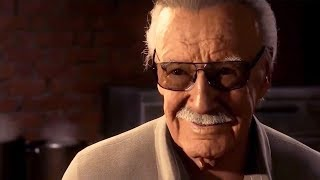 STAN LEE - Best Video Game Cameos
