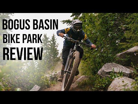 Bogus Basin Bike Park Review Tour