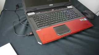 MSI GT70 with Nvidia GTX780M Hands On