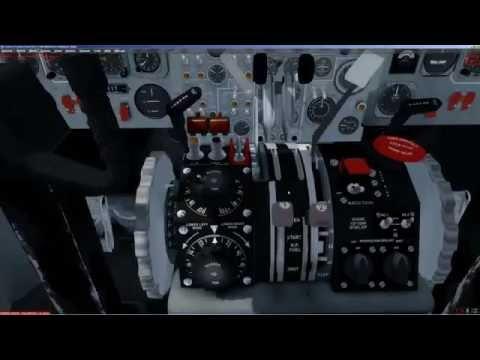 Prepar3D [P3D v3.4] |  Just Flight | One-Eleven (111) 300/400/500 | Cold and Dark | EGKK - EHAM