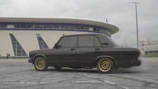 BLACK JACK #9. Russian Fast Car / ВАЗ 2107 на JZ 200 сил. Первый запуск!