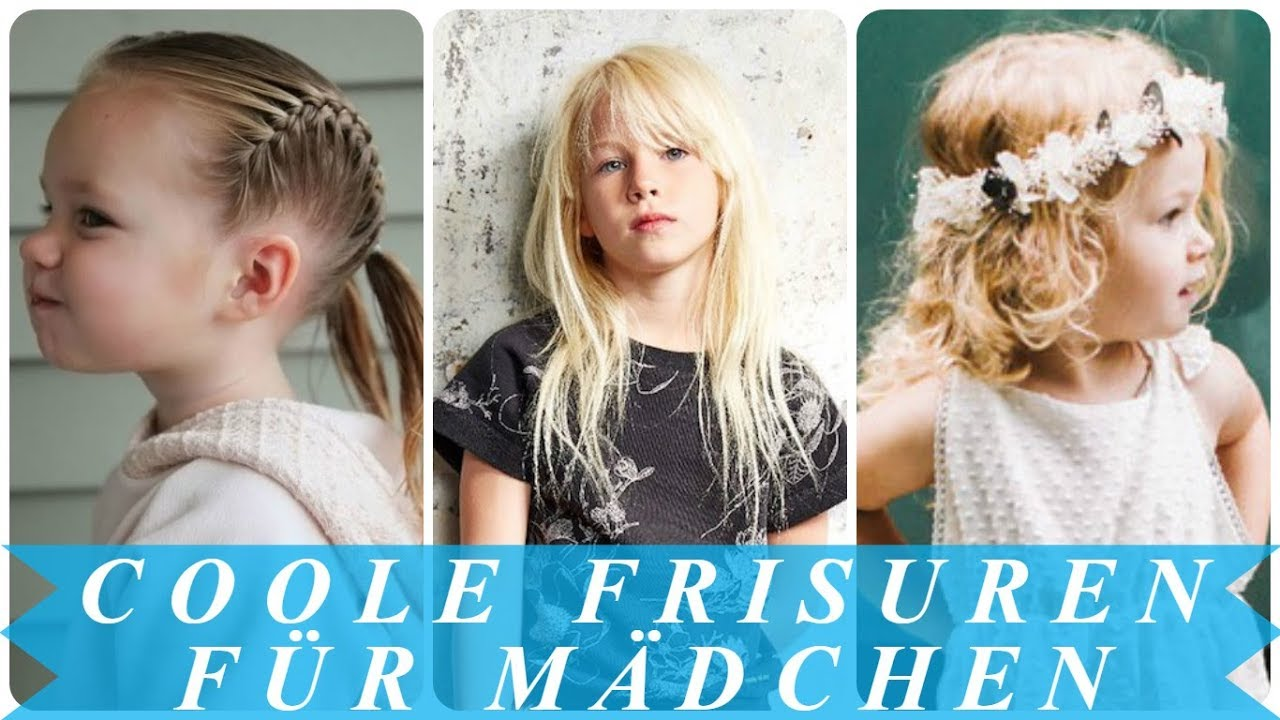 Coole Frisuren Fur Madchen Fruhling 2018 Youtube