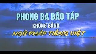 Tiêu điểm tuần: Phong ba bão táp không bằng ngữ pháp tiếng Việt - Tin Tức VTV24