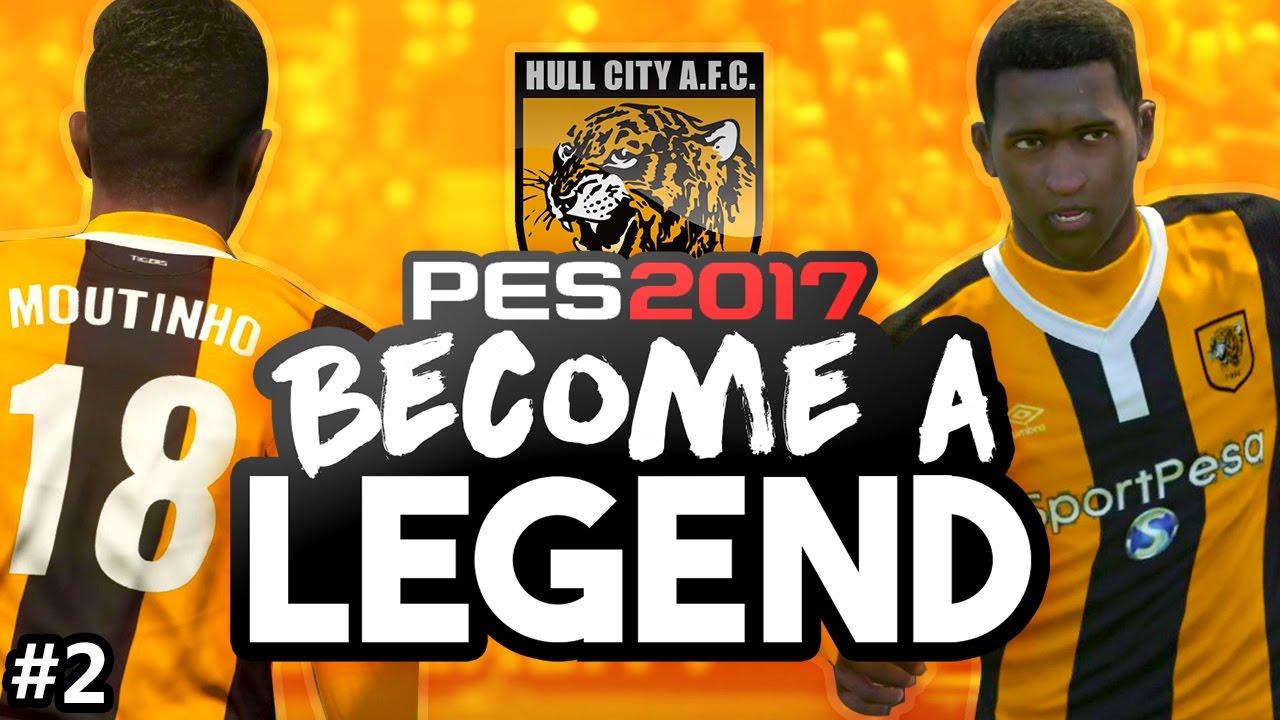 BECOME A LEGEND! #2 |PES 2017! |