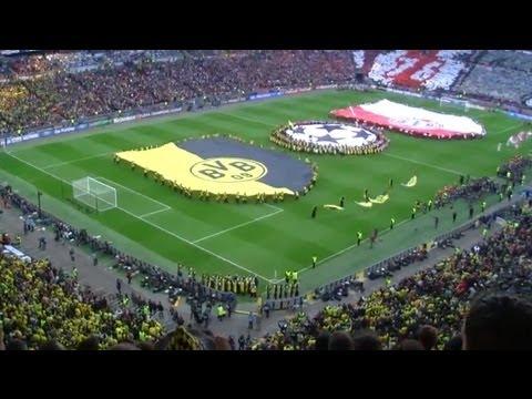 Stimmung BVB Block: Borussia Dortmund - FC Bayern München 1:2 Atmosphere Champions League Final