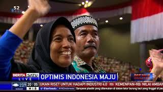 Pidato Jokowi dari Pendidikan Hingga Konsesi Lahan