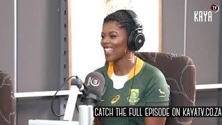 Motshidisi Mohono on Blom Blom with Skhumba and Ndumiso
