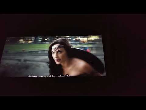 Justice League Audience Reaction (SUPERMAN ENTRY SCENE) Wizteam