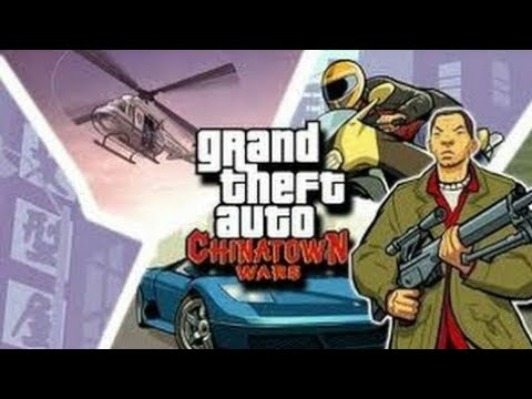How To Download GTA Chinatown War In Your Android Devices For Free