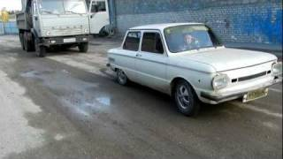 видео: запорожец зверь  кисловодск..