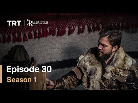Resurrection Ertugrul Season 1 Episode 30