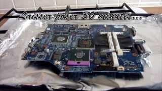 Comment réparer votre ordinateur portable avec un four ?