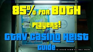 Casino Heist The Big Con Top Tips And Guide Elite Challenge And Most Money Gta Online Gtaforums