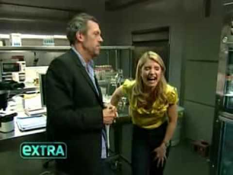 HOUSE M.D - HUGH LAURIE AND LISA EDELSTEIN ( EXTRA SEASON 4 FINALE)