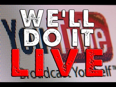 WE'LL DO IT LIVE!   The REAL Alternative Podcast   EPISODE 9