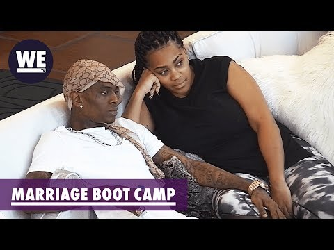 'Lil Mo & Soulja Boy's Honest Tweets' Deleted Scene | Marriage Boot Camp: Hip Hop Edition Mp3