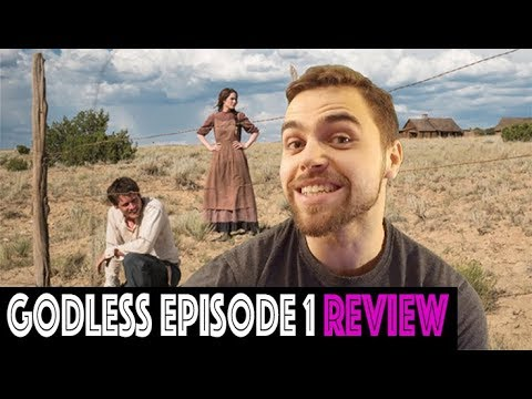 Download Godless Episode 1 REVIEW (Series Premiere) 'An Incident at Creede'