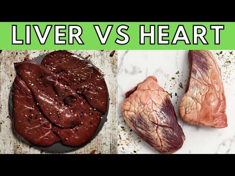 BENEFITS OF BEEF LIVER   Beef Liver vs Beef Kidney vs Beef Heart