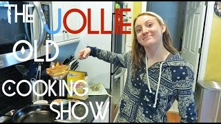 The Jollie Old Cooking Show (vlog 39)