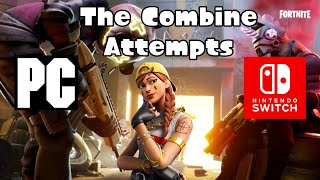 Fortnite The Combine Tests (PC and Nintendo Switch)