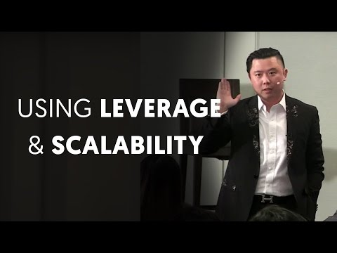 What Is The Purpose of Delegating? Using Leverage & Scalability Can Make You Wealthy | Dan Lok