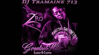 Z-Ro- Mo City Don (Freestyle) (Chopped & Slowed By DJ Tramaine713)
