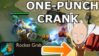 WIN Early EVERYTIME with BLITZCRANK - Teamfight Tactics Best Strategy lol tft Robot Guide