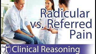 Lumbar Radicular Pain Vs. Referred Pain