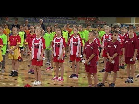 Олимпийский день в Даугавпилсе