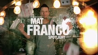 Mat Franco on Last Call: Carson Daly