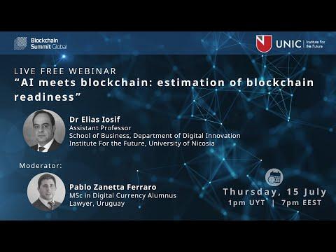 AI meets blockchain: estimation of blockchain readiness