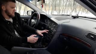 Volvo S60 обзор, тест-драйв.