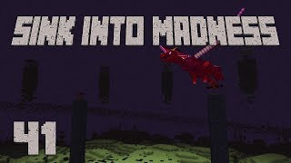 ►CHAOS GUARDIAN FIGHT! | Sink Into Madness #41 | Modded Minecraft◄ | iJevin