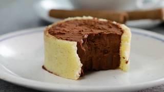 Торт Рулет Гигантский Пируэт Домашние Рецепты КухСам