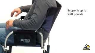 Pico Arm Chair™ Telescoping Director's Chair By Gci Outdoor