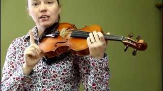 Strings for Kids: Lesson 1 Hold Your Violin