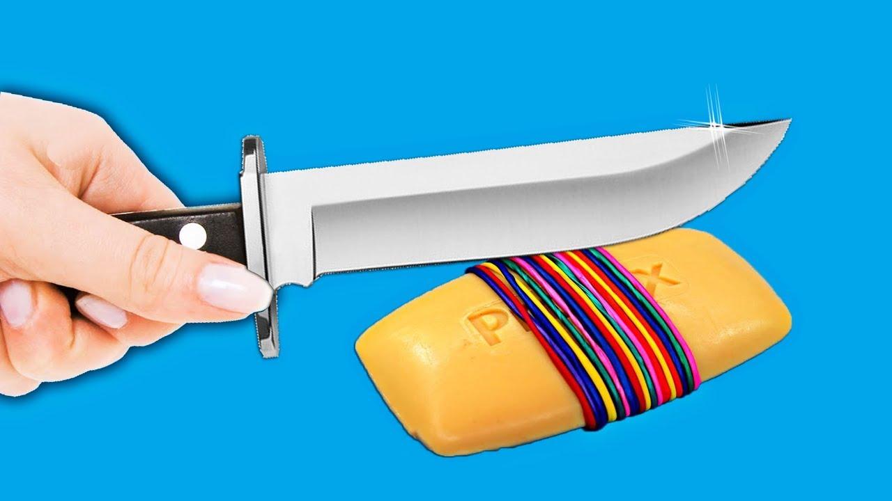Bıçak Nasıl Parlatılır