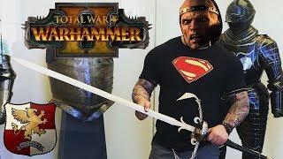 Empire vs Dwarfs | STRAIGHT TO BUSINESS EMPIRE - Total War Warhammer 2