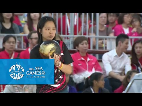 Bowling Women's Masters | 28th SEA Games Singapore 2015
