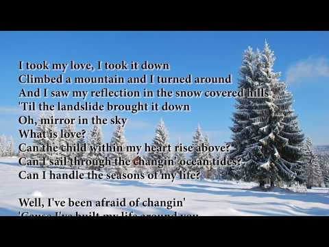 Fleetwood Mac – Landslide (Lyrics)
