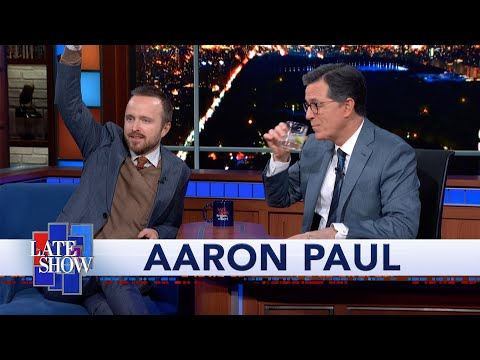 """Aaron Paul: Bryan Cranston Lied To Me About Jesse's Death On """"Breaking Bad"""""""