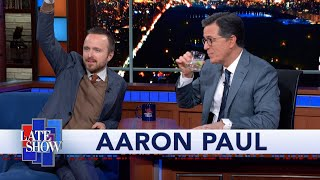 Aaron Paul: Bryan Cranston Lied To Me About Jesse's Death On Breaking Bad
