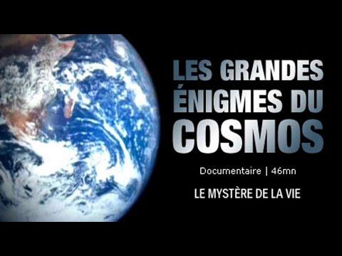 Les grandes enigmes du cosmos - documentaires scientifiques en francais
