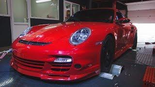 видео Porsche: мощность растет