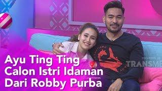 BROWNIS - Ayu Ting Ting Calon Istri Idaman Dari Robby Purba (11/11/19) Part1