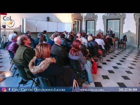 inaugurazione infermeria del CoL a Genova Sestri Ponente