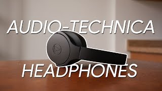 Audio-Technica ATH-ANC700BT hands-on: $200 of bass goodness