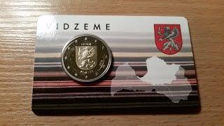 Обзор.Юбилейные 2 EURO .Видземе. Качество хромает(Представляю обзор сегодня вышедшей юбилейной 2 евровой монеты.Видземе.В очередной раз качество хромает., 2016-11-15T16:19:36.000Z)