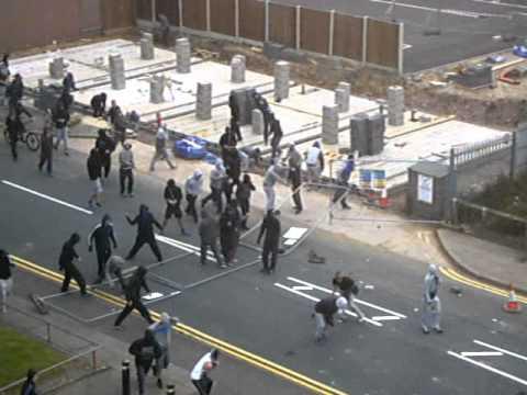 Salford Riots 1