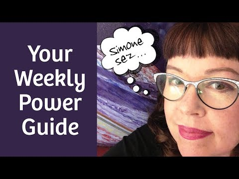 YOUR WEEKLY POWER GUIDE